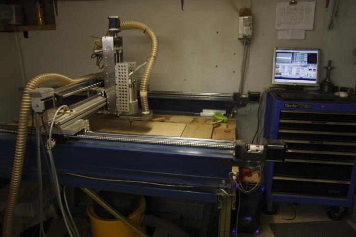 CNC Machining of Reference Rhapsody Loudspeaker Panels