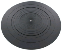Tonar rubber turntable mat
